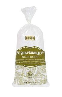 SCULPTAMOLD MODELING COMPOUND 1.36KG BAG