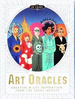 ART ORACLES CREATIVE & LIFE INSPIRATION