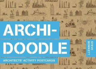 ARCHIDOODLE ARCHITECTS POSTCARDS