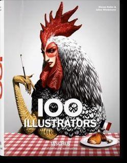 100 ILLUSTRATORS (MINI)