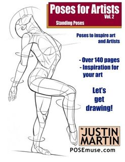 POSES FOR ARTISTS STANDING POSES