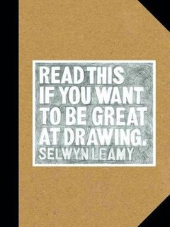 READ THIS  WANT TO BE GREAT AT DRAWING