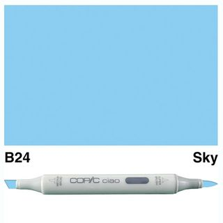 COPIC CIAO MARKER B24 SKY
