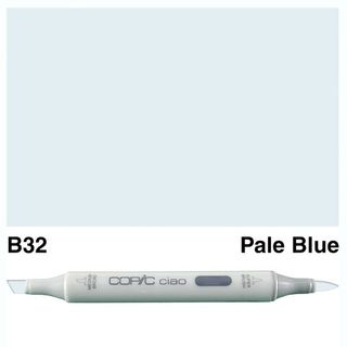 COPIC CIAO MARKER B32 PALE BLUE