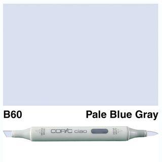 COPIC CIAO MARKER B60 PALE BLUE GRAY