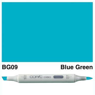 COPIC CIAO MARKER BG09 BLUE GREEN