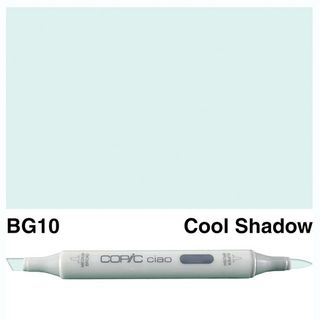 COPIC CIAO MARKER BG10 COOL SHADOW