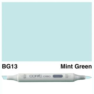 COPIC CIAO MARKER BG13 MINT GREEN