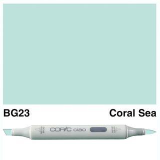 COPIC CIAO MARKER BG23 CORAL SEA