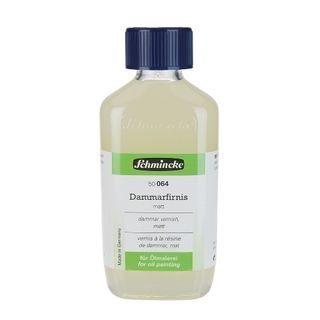 SCHMINCKE DAMMAR MATTE VARNISH 200ML