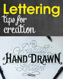 LETTERING: TIPS FOR CREATION