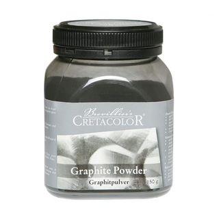 CRETACOLOR ART POWDER GRAPHITE 150G