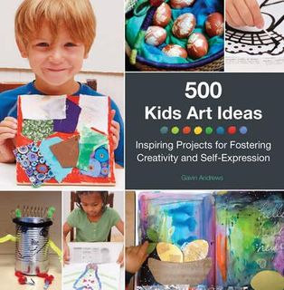 500 KIDS ARTS PROJECTS