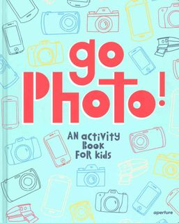 GO PHOTO!ACTIVITY BOOK FOR KIDS