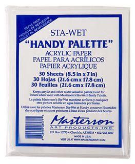 MASTERSON STA-WET HANDY PALETTE REFILL