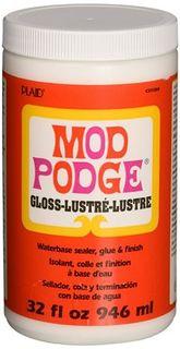 MOD PODGE GLOSS 946ML (32OZ)