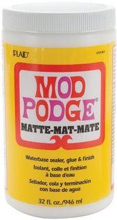 MOD PODGE MATT 32OZ