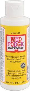 MOD PODGE MATT 4OZ