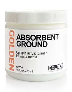 GOLDEN ABSORBENT GROUND 473ML