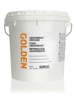 GOLDEN ABSORBENT GROUND 3.78L