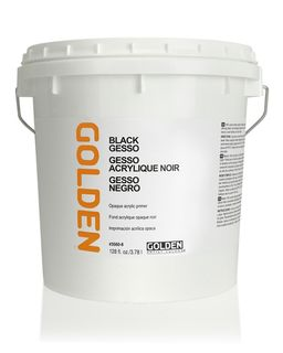 GOLDEN BLACK GESSO 3.78L