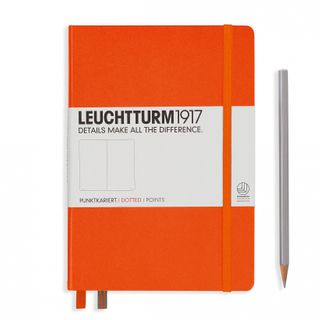 LEUCHTTURM1917 NOTEBOOK MED DOTTED ORA