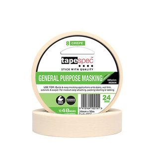 GENERAL PURPOSE MASKING TAPE 18MMX50M