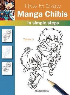 HOW TO DRAW MANGA CHIBIS