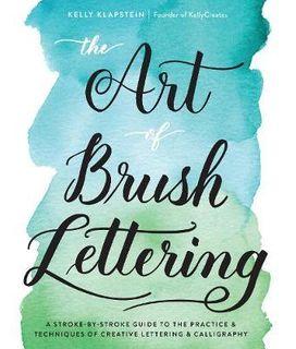 ART OF BRUSH LETTERING