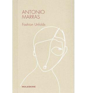 ANTONIO MARRAS: FASHION UNFOLDS