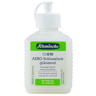 SCHMINCKE AERO FINAL LACQUER GLOSS 125ML