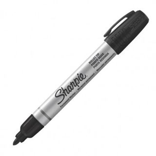SHARPIE PRO METAL MARKER BLACK