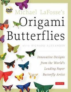 MICHAEL LAFOSSES ORIGAMI BUTTERFLIES DVD