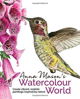 ANNA MASONS WATERCOLOUR WORLD