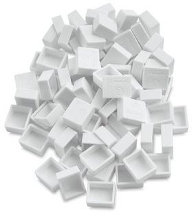 SCHMINCKE EMPTY W/C SMALL PAN - PLASTIC