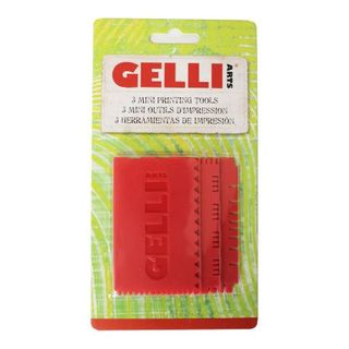 GELLI MINI PRINTING TOOLS SET 3