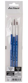 DA VINCI FORTE BASIC BRUSH SET 3