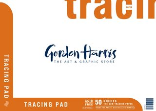 GH TRACING PAPER PAD 110GSM 50 SHEET A2