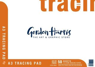 GH TRACING PAPER PAD 110GSM 50 SHEET A3