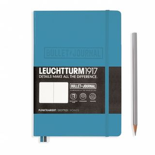 ****LEUCHTTURM1917 BULLET JOURNAL NORDIC BLUE