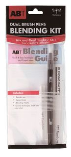 TOMBOW ABT BRUSH MARKER BLENDING KIT