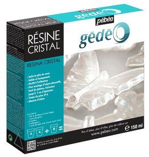 GEDEO CRYSTAL RESIN 150ML