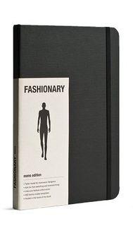 FASHIONARY A4 MENS SKETCHBOOK