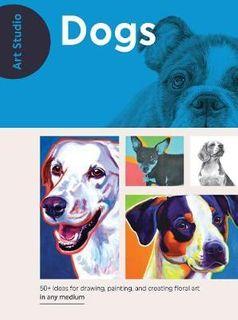 ART STUDIO DOGS 50 TECHNIQUES