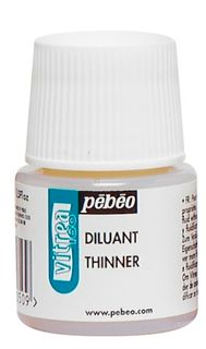 PEBEO VITREA160 45ML THINNER