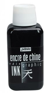 PEBEO INDIAN INK 250ML
