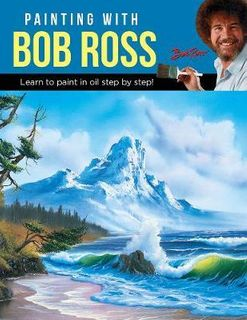 LEARN TO PAINT OILS WITH BOB ROSS