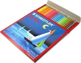 STAEDTLER LUNA AQUARELL PENCIL SET 24