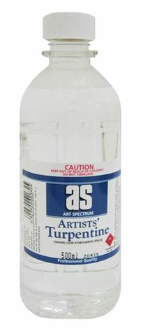 ART SPECTRUM ARTISTS TURPS 500ML