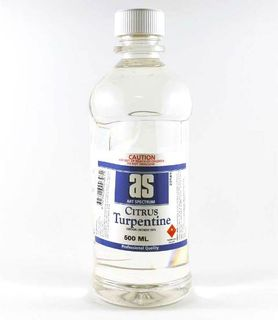 ART SPECTRUM CITRUS TURPENTINE 500ML